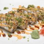Spicy Flounder Tempura Roll