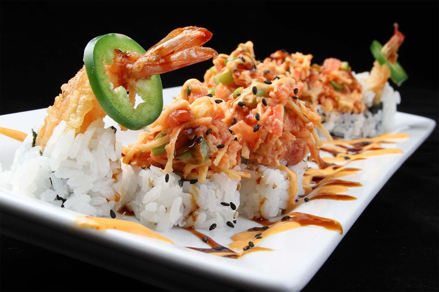 Lunch Sushi A La Carte